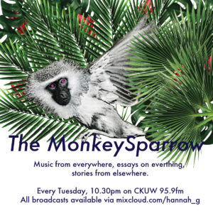 MonkeySparrow iii